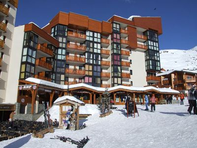 Photo for Apartment Macaria with Ski-in/Ski-out