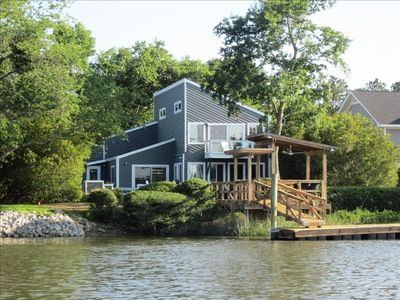 Photo for Home on Water - Close to Parris Island  - Pet Friendly / Boat Dock-Kayaks/Canoe