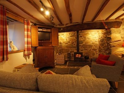Photo for Vacation home South Sterin in Dolgellau - 4 persons, 2 bedrooms