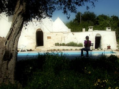 Photo for Trullo With Private Pool Near Ceglie Messapica (with free wifi)