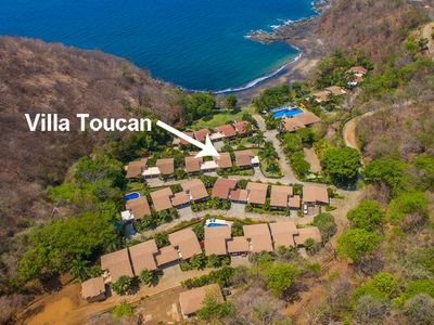 Photo for Exquisite Location! Ocean Views, Secluded Beach, Cove & Pools!