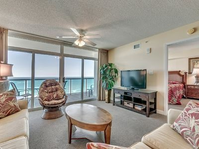 Photo for Beautiful 3 Bedroom Oceanfront Condo, Crescent Keyes 604!