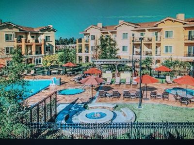 Photo for 1BR Condo Vacation Rental in Napa, California