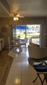 Photo for Totally renovated 1 Bedroom 1 bath on the Beach!!!