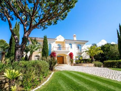 Photo for Parque Atantico Villa in Quinta do Lago. Private pool and garden. L793