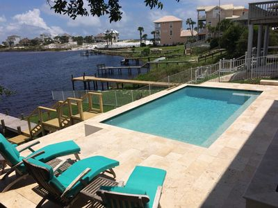 Photo for Eastern Lake Living Just A Paddle Away From The Gulf - Now, with Lakefront Pool