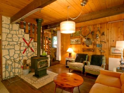 Photo for Cozy Mt. Baker Lodging Cabin 73 For Couples in United States