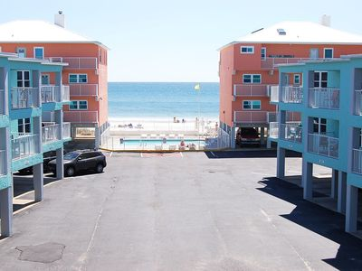 Photo for Harbor House 30: Lovely condo with a beach view, family favorite locatio
