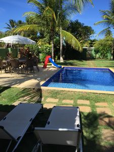 Photo for Comfortable house in Itacimirim -Cond. closed -a 100 meters from the paradisiacal beach