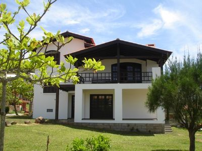 Photo for Morrinhos - Large house with sea view and large garden, free wifi