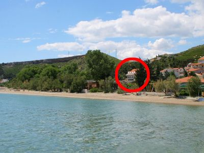 Photo for Studio flat near beach Duće (Omiš)