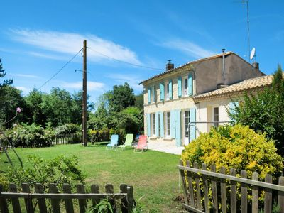 Photo for Vacation home Poumeyrette (NSM120) in Naujac sur Mer - 8 persons, 3 bedrooms