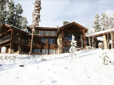 Photo for Large family home with beautiful views in Fraser, CO close to Winter Park Resort