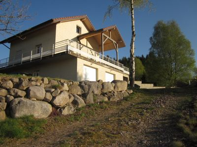 Photo for Family house with terrace, all comfort, near lake and town center