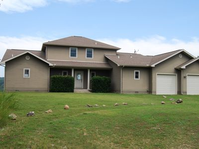 Photo for Luxury Home with Amazing Views Overlooking White River!