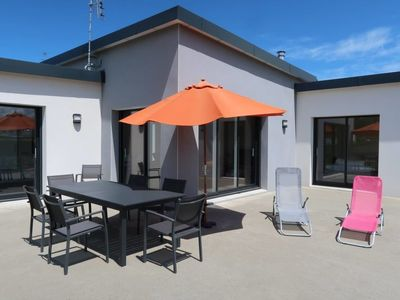 Photo for Vacation home Terre et Mer (TRZ203) in Treflez - 6 persons, 3 bedrooms