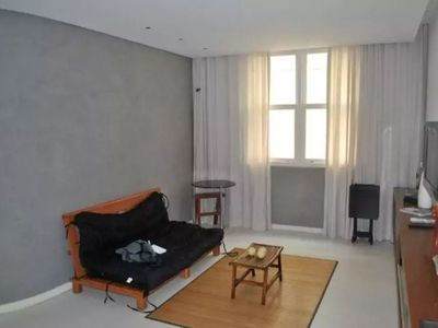 Photo for Comfy two rooms apartment in Leblon
