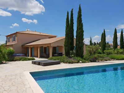 Photo for Modern Villa in Montbrun-des-Corbières with Private Pool