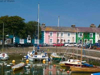 Photo for Apartment Harbour View in New Quay - 4 persons, 2 bedrooms