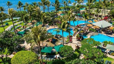 Photo for Absolutely Breathtaking Beach View in Maui Marriott Time Share