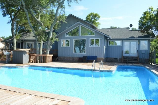 Featured home with swimming pool and homeaway beaufort - Summer house with swimming pool review ...