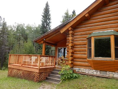 Photo for Colorado cabin in the mountains!
