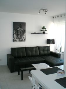 Photo for Cannes apartment with pool Juan Gulf