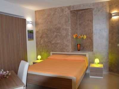 Photo for THE STAR OF GALLIPOLI, Comfort Studio apartment with kitchen and terrace