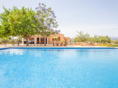 Photo for CAN CANASTRO - Villa with private pool in Binissalem.