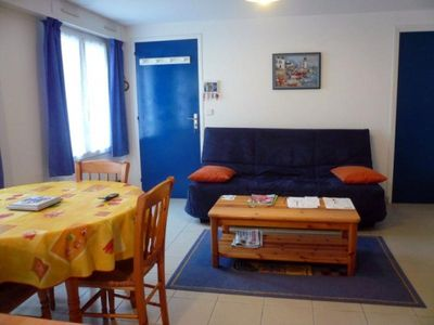 Photo for Apartment Le Palais, 1 bedroom, 4 persons