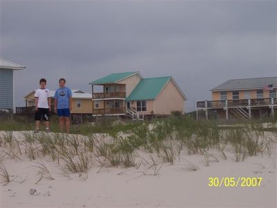 Photo for Gulf Shores,Al Ft Morgan,Pet Friendly BeachHouse-