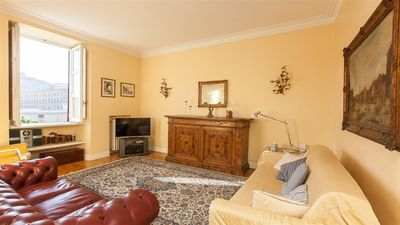 Photo for Vatican Bellavista 2144 apartment in Borghese-Parioli with air conditioning.