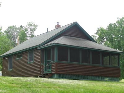 Photo for Enjoy the experience of renting a Niboban Cabin on Rangeley Lake!