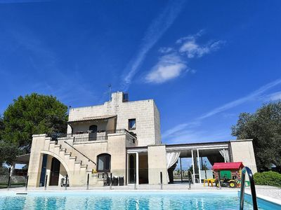 Photo for Villa Ileana: A characteristic and welcoming two-story villa surrounded by the greenery.