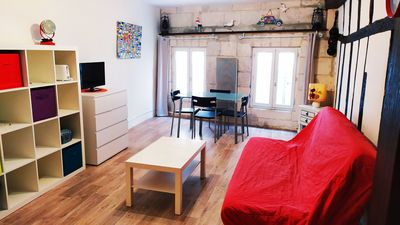 Photo for Studio 2 Pers Vieux Port 10 minutes walk from the TGV station