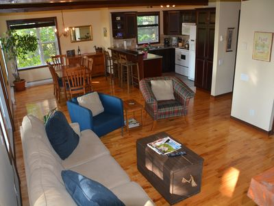 Photo for 2 Bedroom Condo in Old Village of Tremblant $250/n