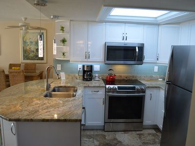 Photo for BOOK WITH US! Midnight Cove II Bayside –1st fl by lagoon, free wi-fi, central ac, beach access.