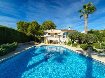 Photo for Vacation home Las Boyas in Moraira - 4 persons, 2 bedrooms