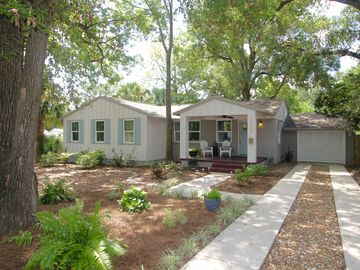 MINUTES FROM DOWNTOWN PENSACOLA & 15 MINUTES FROM THE BEACH