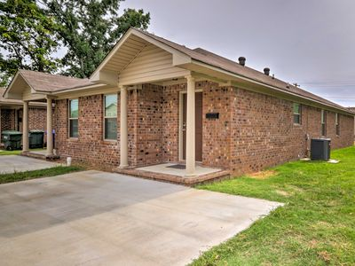 Photo for NEW Central Conway Apt w/Patio-10 Miles to 2 Lakes