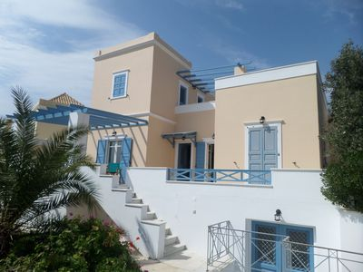 Photo for Independent residence situated in the classy Poseidonia district.