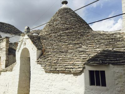 Photo for Trullo in beautiful country - Alberobello Puglia - Ideal for families and friends