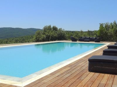 Photo for holiday vacation villa rental italy, tuscany, siena area, pool, view, holiday vacation villa to rent italy tuscany siena