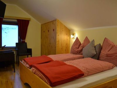 Photo for Alm double room with shower, WC - Gasthof Tressdorfer Alm