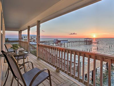 Photo for NEW! Waterfront Lake Pontchartrain Home w/ Dock!