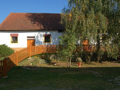 Photo for 2BR House Vacation Rental in Doubrava u Tyna nad Vltavou, Südböhmen