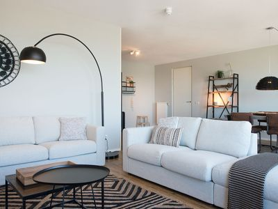 Photo for Modern and spacious 7-person apartment in the harbour of Scheveningen
