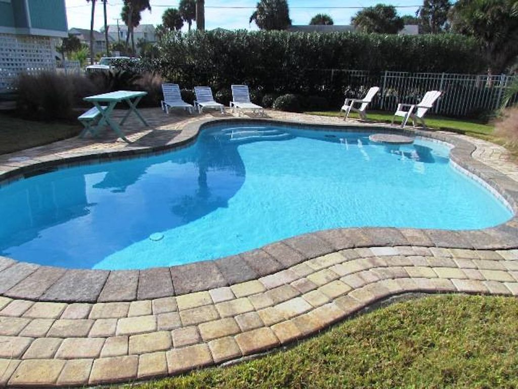 Edisto Island Rentals With Pool