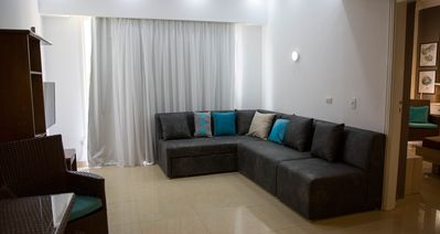 Photo for 1BR Apartment Vacation Rental in Sharm El-Sheikh, South Sinai Governorate
