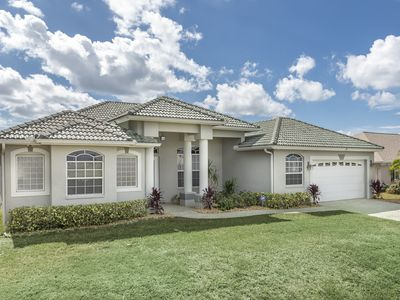 Photo for Beautiful Gulf Access Home In SW Cape Coral!